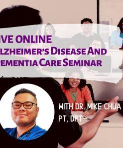 ONLINE Alzheimer's Disease & Dementia Care Seminar