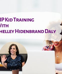 VIPKid Training With Shelley Hidenbrand Daly